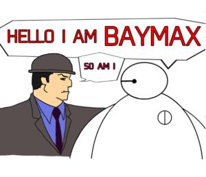 ベイマックス