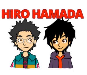 ヒロ・ハマダ